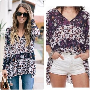 Isabelle Tunic Top